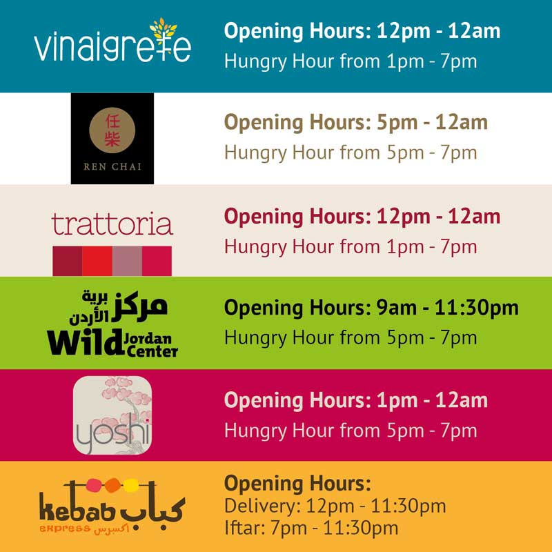 ramadan-Opening hours - Posts-all